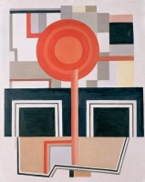 5-624. Leger Fernand. Composition.