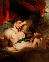 5-606. Reynolds  Joshua. Cupid Untying the Zone of Venus.