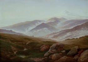 5-622. Friedrich Caspar David. Riesengebirge.